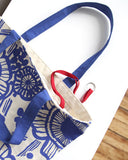 Carolina Fold Up Tote
