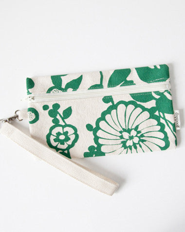 Gisella Day Clutch - Green