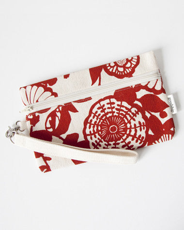 Gisella Day Clutch - Red