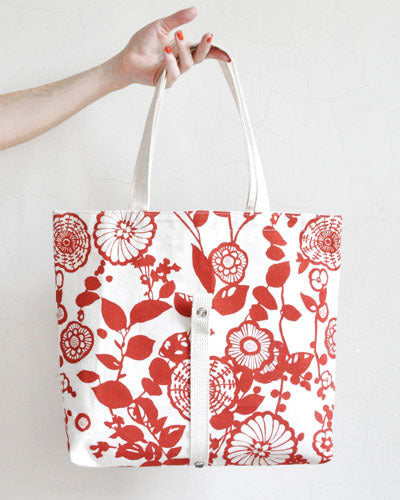 Gisellah Roll Up Tote
