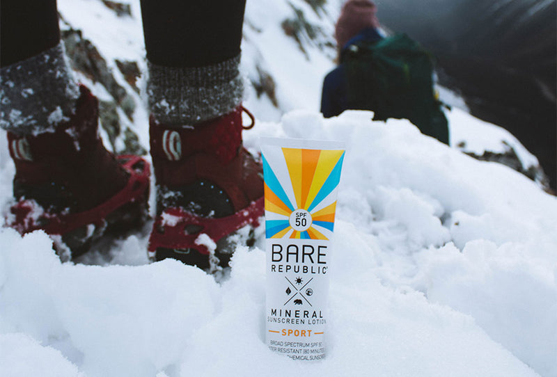 WHY WINTER SUNSCREEN<br>IS A MUST!