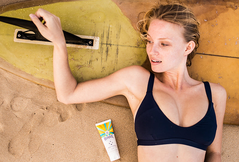 EASY TRICKS TO HELP PROTECT YOUR HAIR FROM SUN DAMAGE