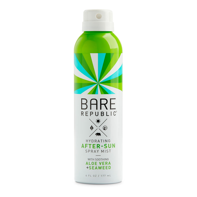 Moisturizing Aloe Vera & Seaweed After-Sun Spray