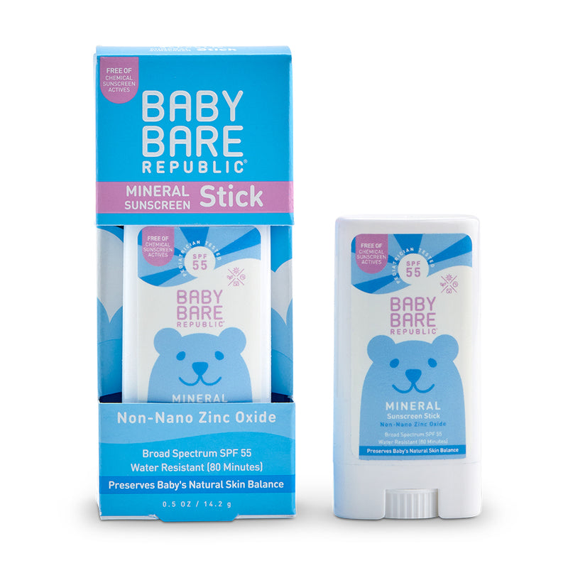 Mineral SPF 55 Baby Sunscreen Stick