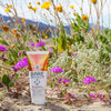 Mineral SPF 30 Rose Gold Shimmer Sunscreen Lotion - Sparkling Rose