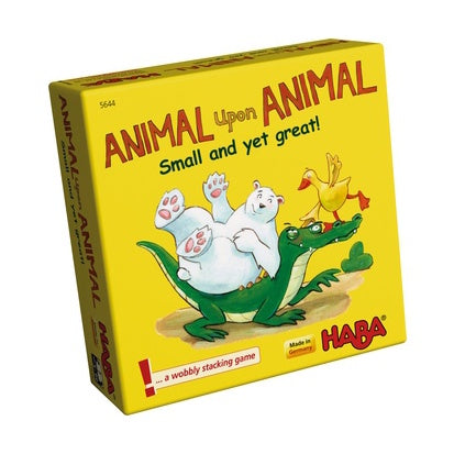 HABA - ANIMAL UPON ANIMAL SMALL GAMES