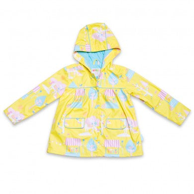 Penny Scallan Design PARK LIFE RAINCOAT