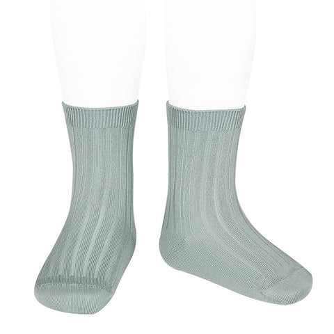 Condor ribbed ankle sock 756