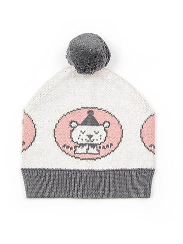 Indus Design Bonnie Bear Baby Hat