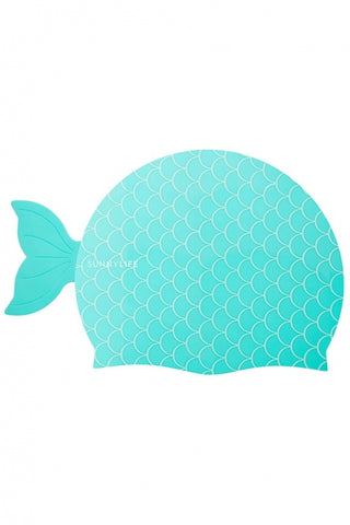 SUNNYLIFE S. Swimming Cap 3-9 Mermaid