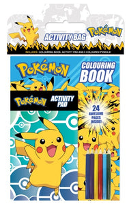 Pokémon: Activity Bag