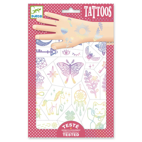 Djeco Lucky Charms Tattoos