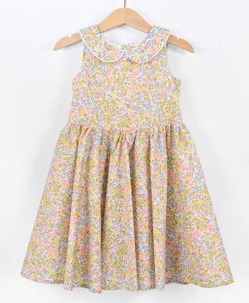 PRETTY WILD MARIA DRESS - POMELO