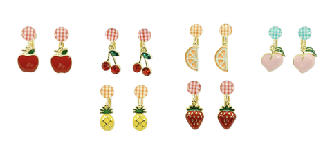 MINISTA  FRUITY EARRINGS