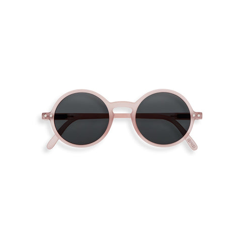 IZIPIZI  Sun Junior Collection G - Light Pink sunglasses