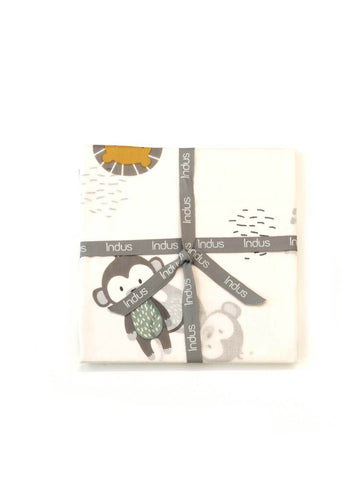 Indus Design Jungle Friends Baby Wrap
