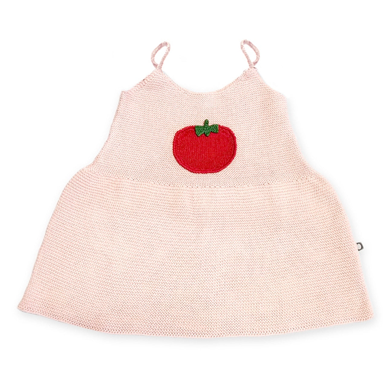 OEUF NYC Tie Strap Dress Tomato