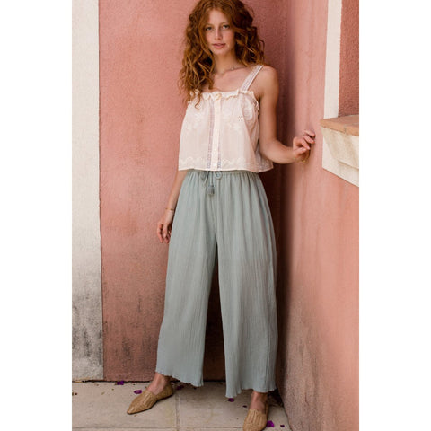 LOUISE MISHA WOMEN Pants Anchita Cloud