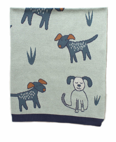 INDUS DESIGN Dogs Day Out Blanket
