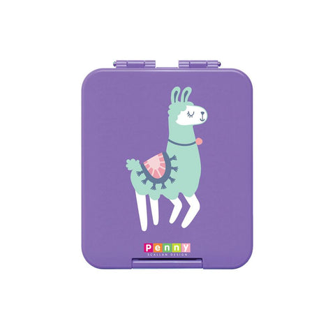 Penny Scallan Design MINI BENTO BOX - loopy llama