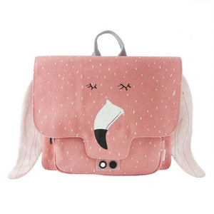 TRIXIE Mrs. Flamingo Satchel