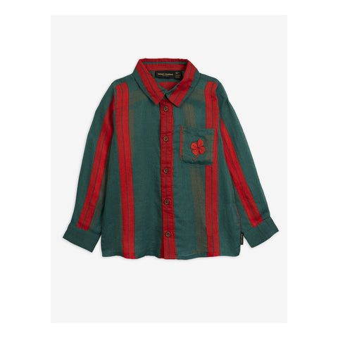 MINI RODINI STRIPE SHIRT