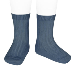 Condor ribbed ankle sock 470