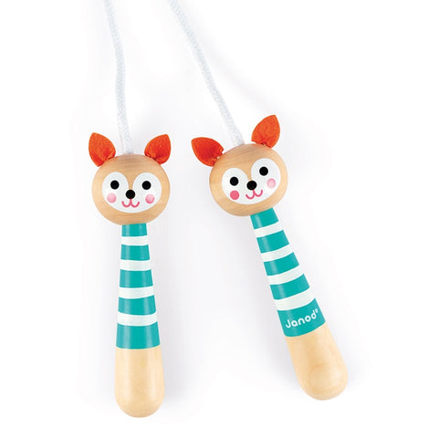 Janod - Fox Skipping Rope