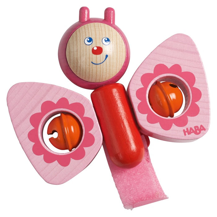 HABA - PRAM TOY BUTTERFLY