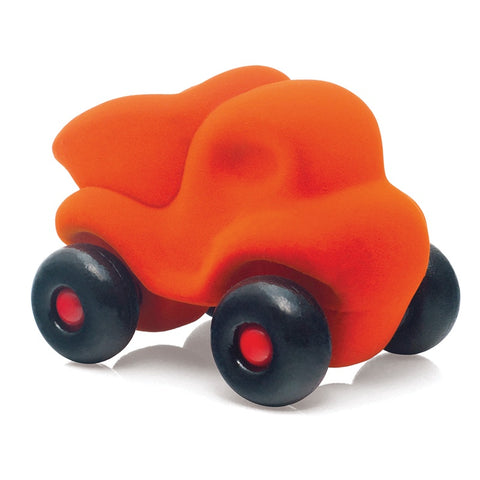 RUBBABU - LITTLE DUMP TRUCK ORANGE