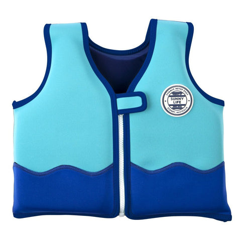 SUNNYLIFE FLOAT VEST 2-4 | SHARK