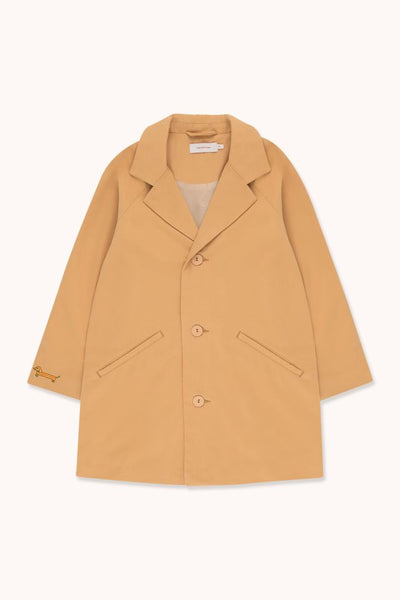 "TINYCOTTONS ""IL BASSOTTO"" COAT KIDS"