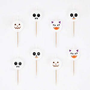 My Little Day candles - mini monsters
