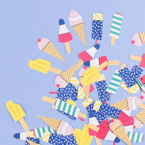 My Little Day confetti - ice cream