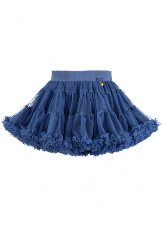 Trinity TuTu Skirt Denim Blue