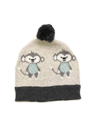 Indus Design Jungle Monkey Baby Hat