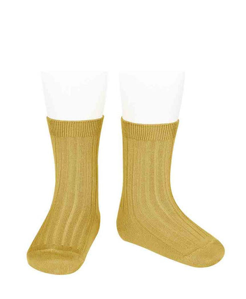 Condor ribbed ankle sock 645