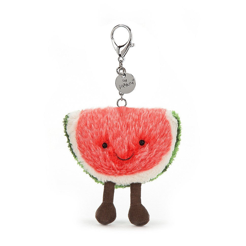 Jellycat Amuseable Watermelon - Bag Charm