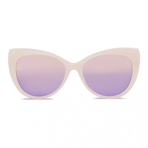 MILK X SODA LUNA SUNGLASSES PINK