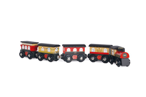 Le Toy Van Royal Express Red Passenger Train