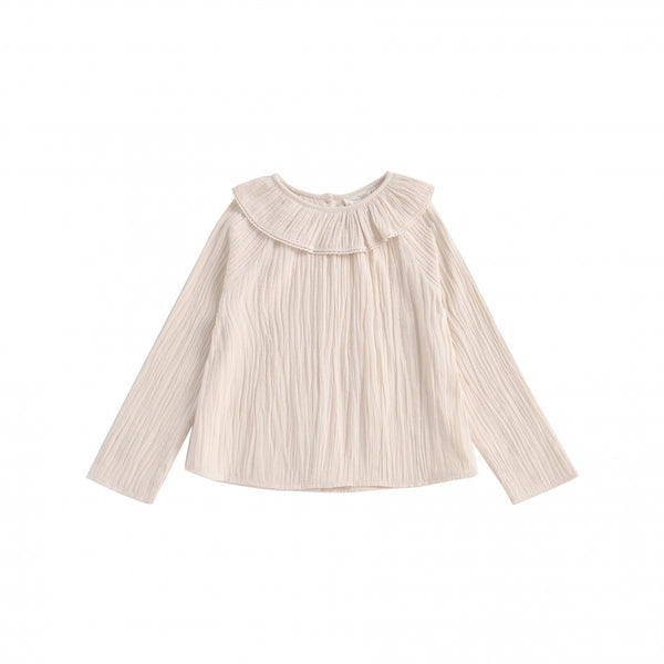 LOUISE MISHA Blouse Aboli Cream BABY AND KIDS