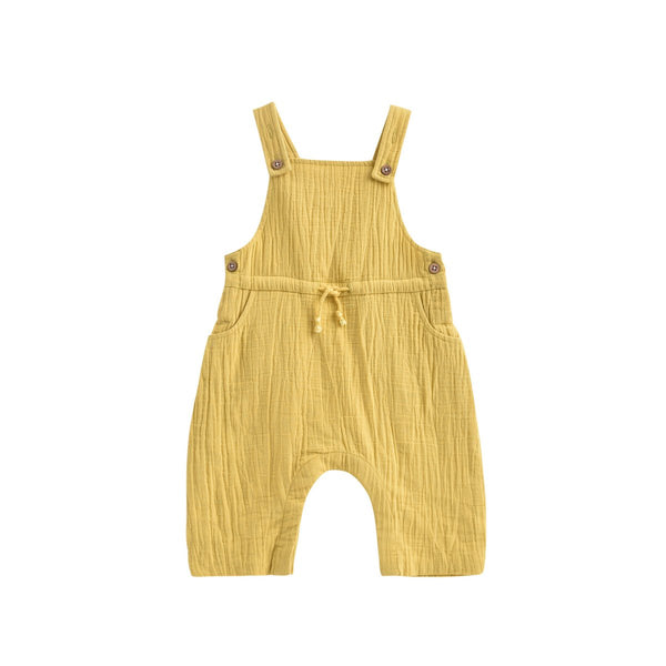 LOUISE MISHA BOYS Overalls Amuel Honey BABY AND KIDS