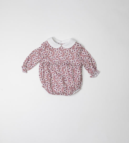 Fina Ejerique  VIELLA EXCLUSIVE FLOWER ROMPER O20A0123
