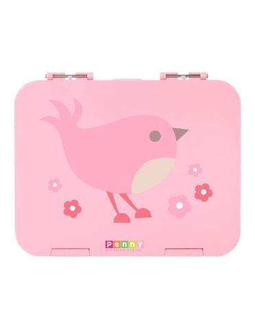 Penny Scallan Design Bento Box Large Chirpy Bird