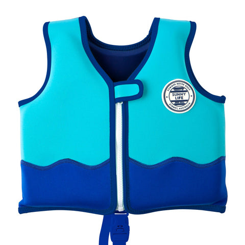 SUNNYLIFE FLOAT VEST 1-2 | SHARK