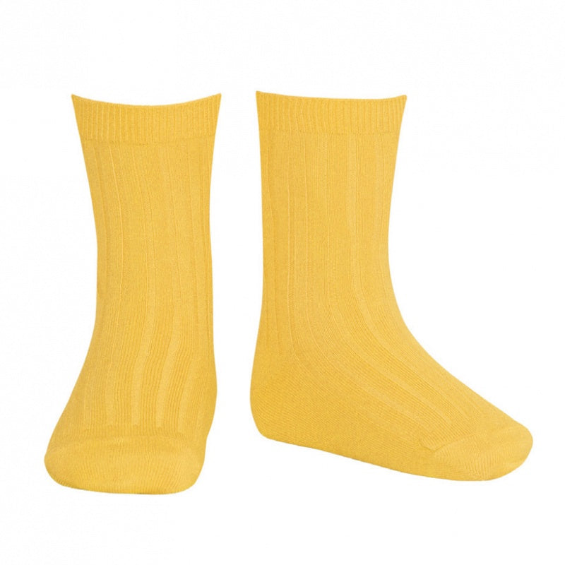 Condor ribbed ankle sock 630