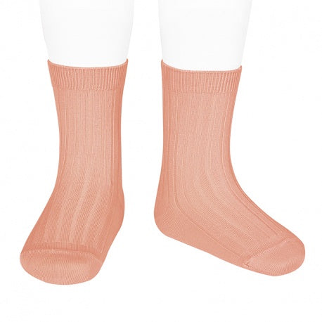 Condor ribbed ankle sock  635