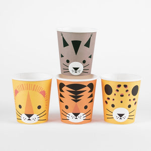 My Little Day paper cups - mini felines