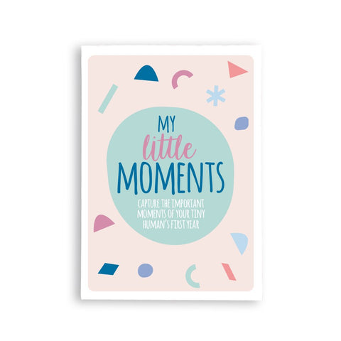 Sprout and Sparrow My little moments- Baby Milestone Cards