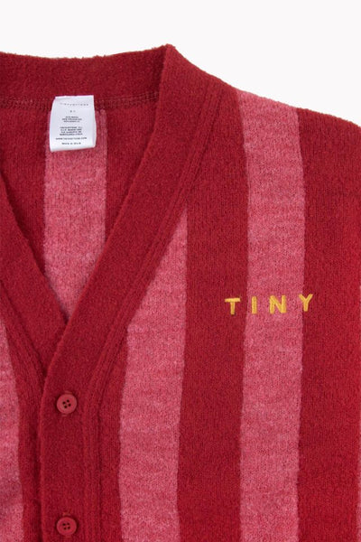 Tiny Cottons STRIPES CARDIGAN